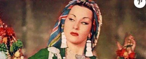 Yma Sumac, le «rossignol des Andes»
