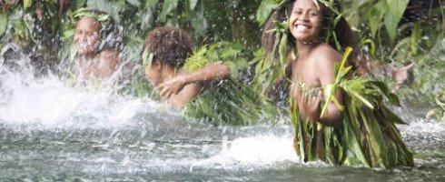 Musique des eaux du Vanuatu : faire chanter la rivière